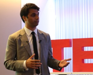 Nishant Lawani-Cambridge-Speaker